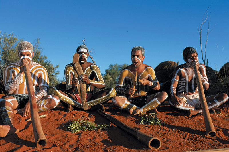 representations of aboriginal people in the