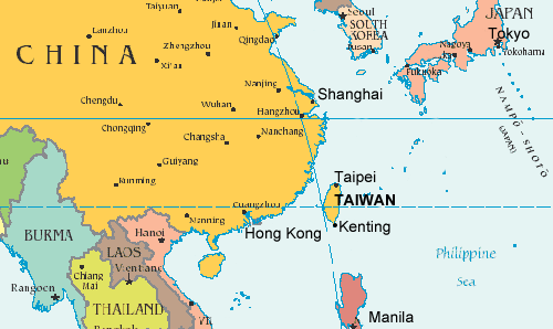 australia vs taiwan essay