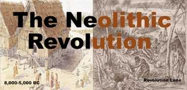 an analysis of neolithic revolution Brought to you by smarthistory the neolithic revolution was the most important development in human history the way we live today—settled in cities, protected by.