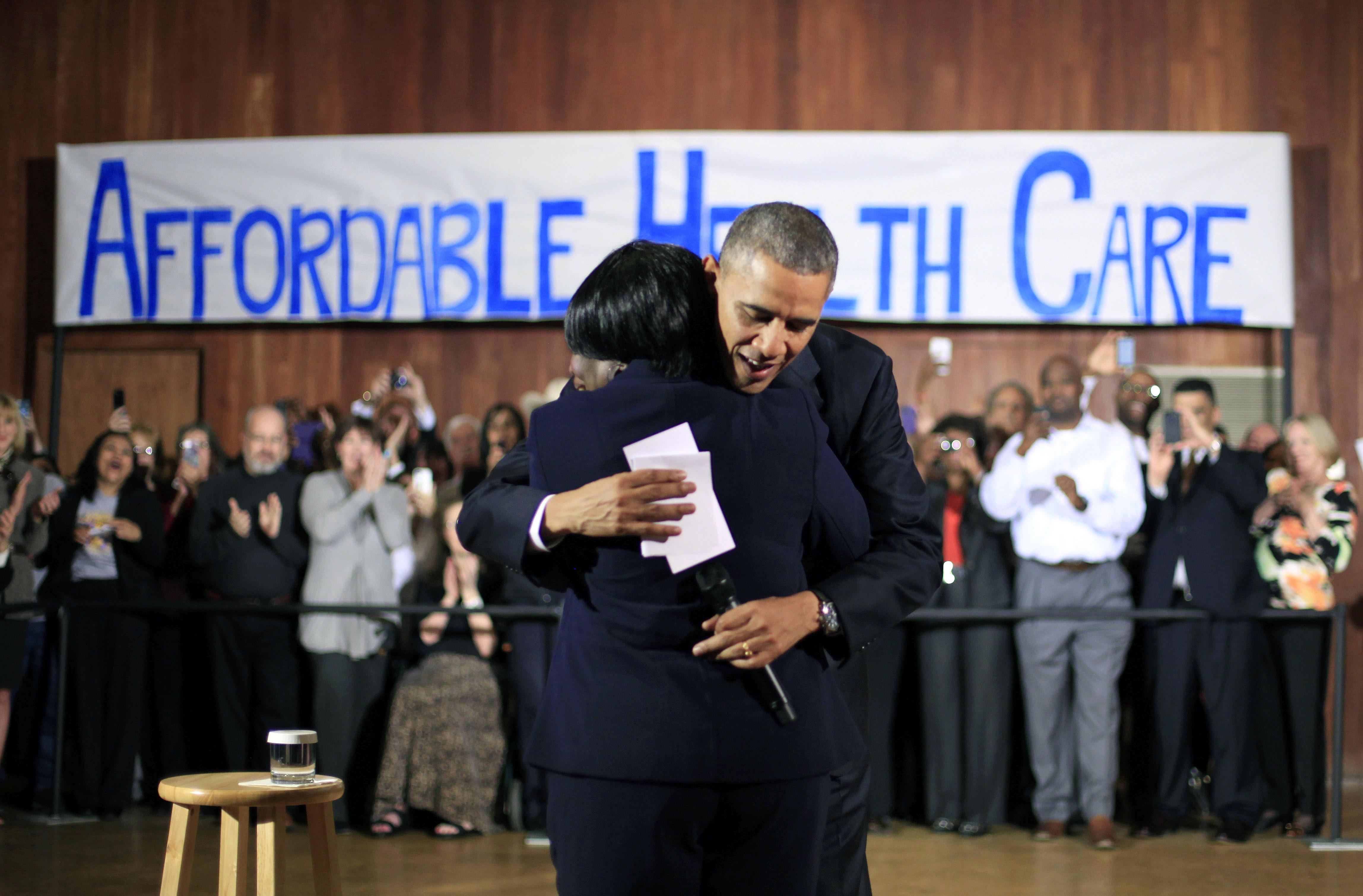 president obama health care