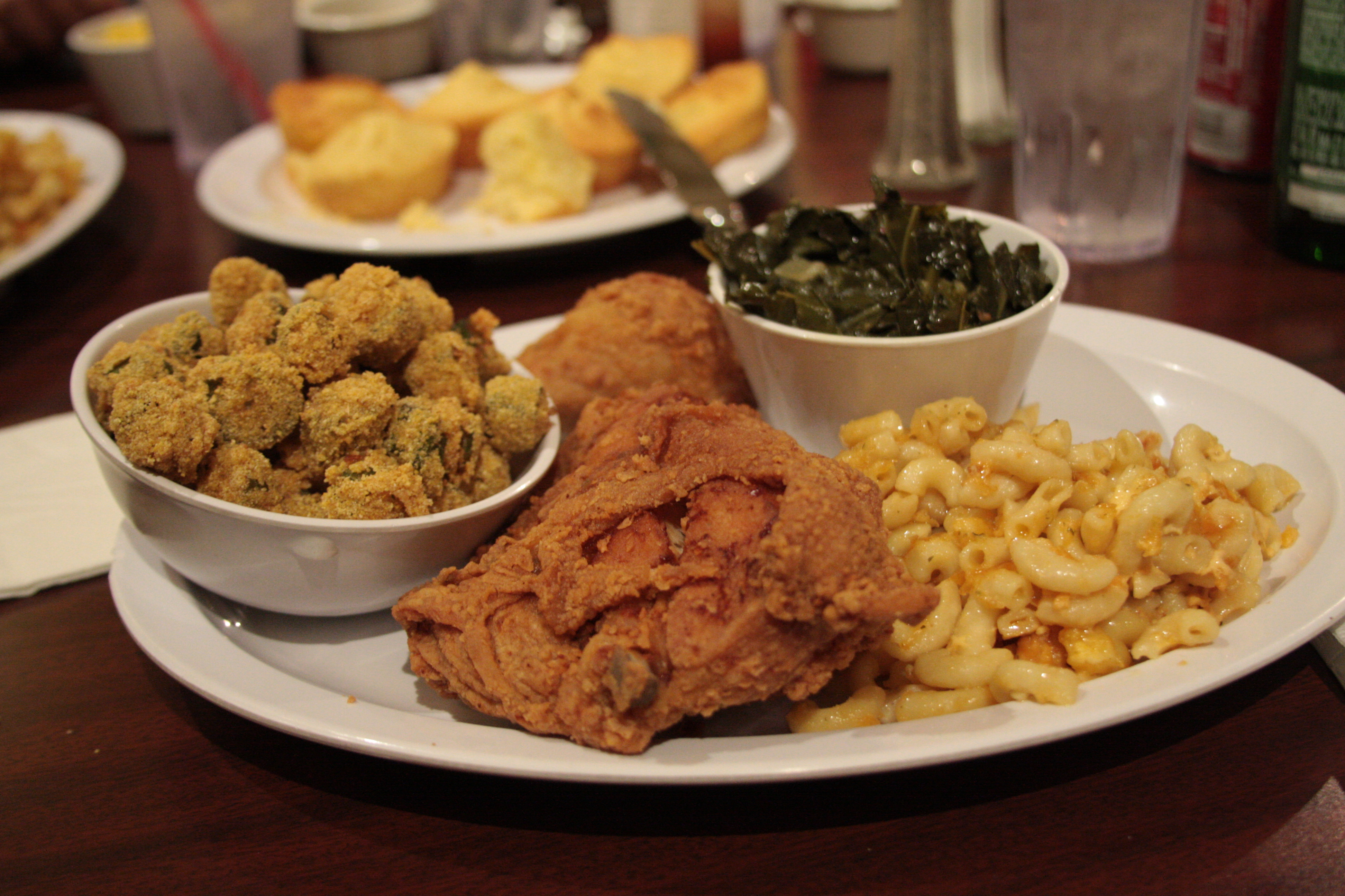 The jazz age aka the harlem renaissance on emaze the foods that was famous in the harlem renaissance was fried chicken collard greens peach cobbler gumbo and catfish forumfinder Choice Image