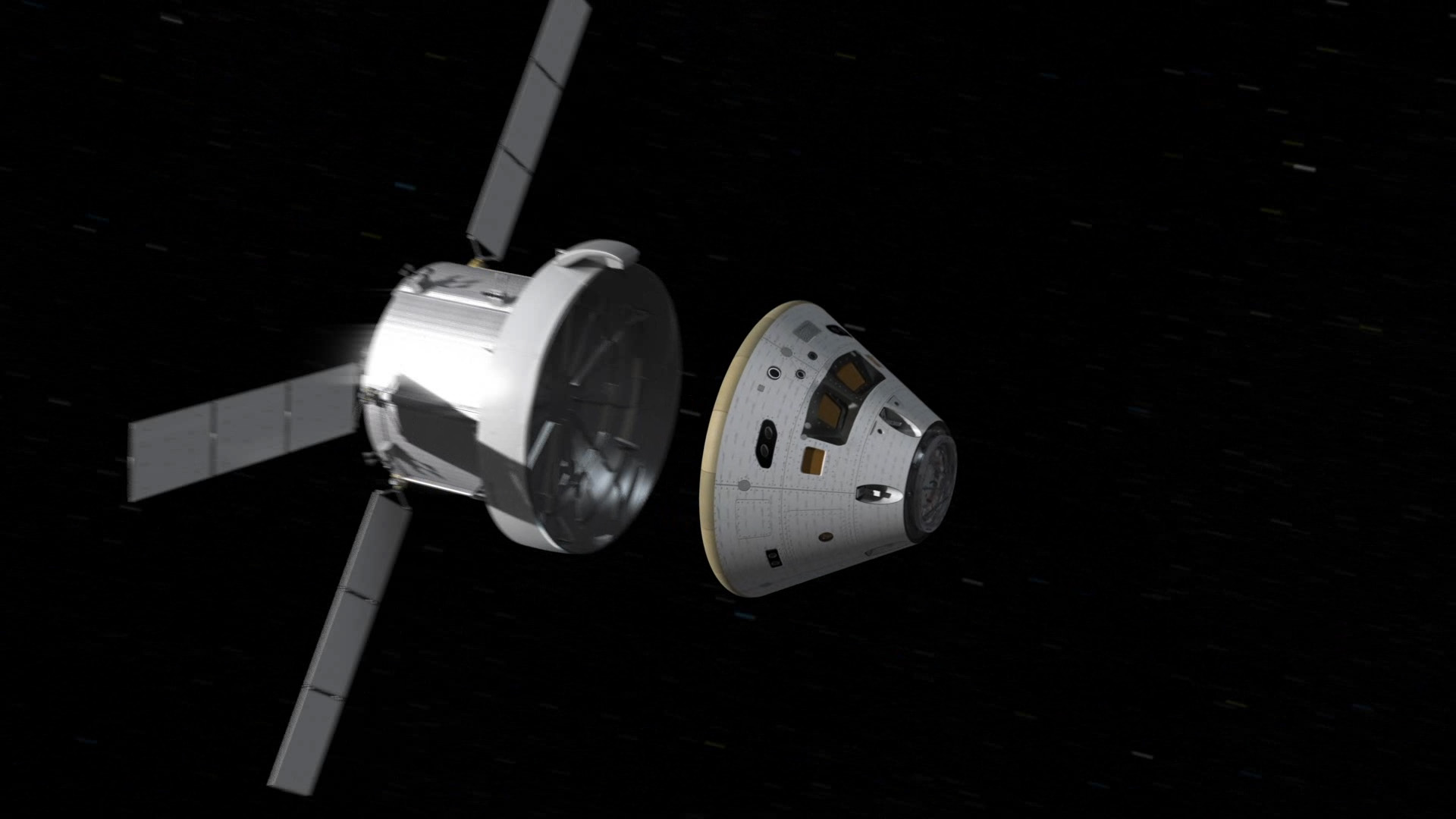 orion spacecraft - HD 1920×1080