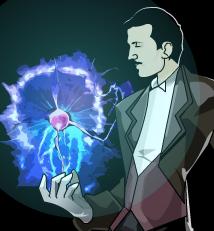 Nikola Tesla by spoonerik on emaze
