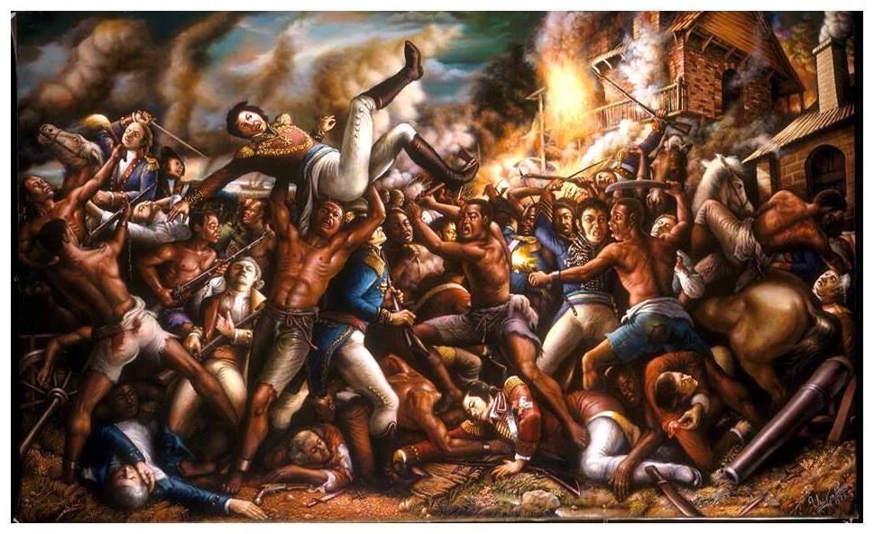 haiti revolution
