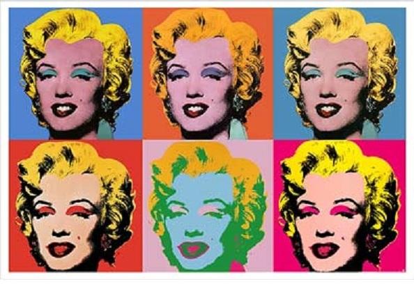 Andy Warhol & Pop Art on emaze